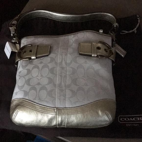 Coach Handbags - BRAND NEW Crossbody Coach Purse